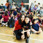 [Emiliano Cyrus EC  一平] Chinese New Year Charity Performance for Special Needs students at Fernvale Gardens School on 17 Jan 2020