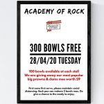 Academy Of Rock (Singapore) Give Back Campiagn