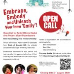Emily@Home Digital Arts Project Embrace, Embody and Unleash Your Inner 'Emily'!