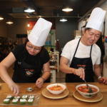 Walk and wok: Learn to cook Thai, Hokkien or Hainanese dishes after short tour